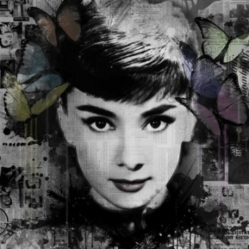 Ghosts: Audrey Hepburn