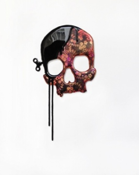 ORIGINAL - Clockwork Skull - Forget Me Not