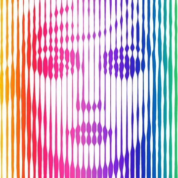 Debbie Harry Rainbow 2 - Signed Limited Edition Print